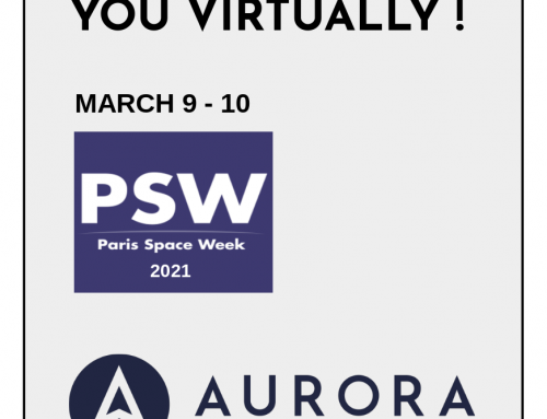 Aurora Propulsion Technologies is attending Paris Space Week 2021 virtually