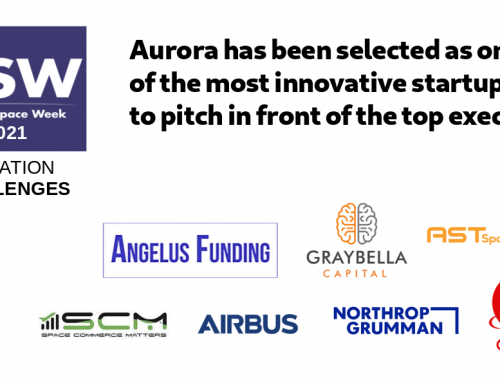 Aurora has been selected as one of the most innovative startups to pitch in front of top execs at PSW